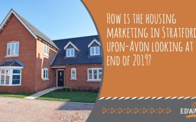 How is the housing mark Stratford-upon-Avon 2019?
